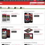 Мобильное приложение и мобильная версия сайта Ladbrokes